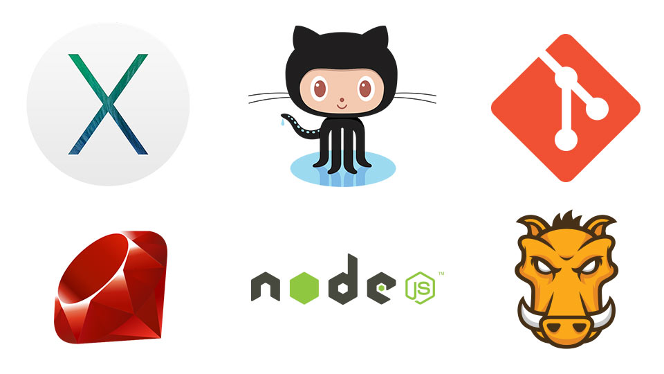 Beginner's Setup Guide for Ruby, Node js, Git, Github, and